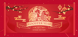 Happy Rooster Year !