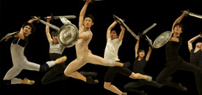 Spartacus by Liao Ning Ballet of China