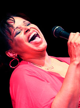 DEBORAH J. CARTER Vocal & Trio Jazz Concert