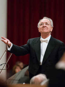 Yuri Temirkanov and St. Petersburg Philharmonic Orchestra Symphonic Feast in Beijing