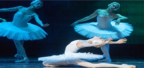 The National Academic Bolshoi Opera and Ballet Theater Swan Lake