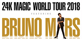Bruno Mars: 24K MAGIC WORLD TOUR Live in Shanghai