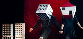 The Cube Circus - Puppetry Play by The Train Theater
