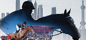 ​2018 Shanghai Longines Global Champions Tour