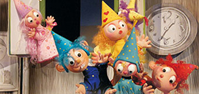 Little Wizards By State Puppet Theatre Varna in Guangzhou