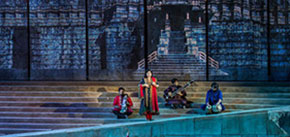 Sailing the Silk Road by Caracalla Dance Theatre