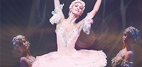 Sleeping Beauty by Russian State Ballet in Shanghai