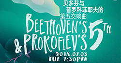 Beethoven's and Prokofiev's Fifths