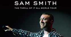 Sam Smith: The Thrill of It All World Tour in Beijing