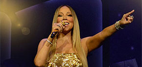 Mariah Carey: World Tour 2018 Live in Shanghai - American Express Exclusive Ticketing Channel