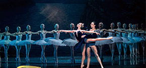 Swan Lake by Russian National Star Ballet