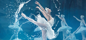 Swan Lake by Roma City Ballet in Shanghai