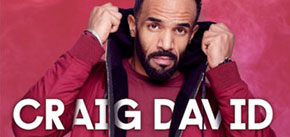 Craig David's TS5 Tour: 2019 Live in Beijing